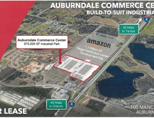 Auburndale FL Commerce Center – 975,000 Sq ft