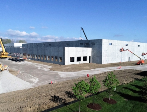 7255 18.5 Mile Rd Sterling Heights MI – 80,200 Sq ft